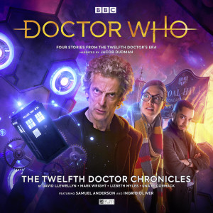 Doctor Who - The Doctor Chronicles: The Twelfth Doctor Volume 01