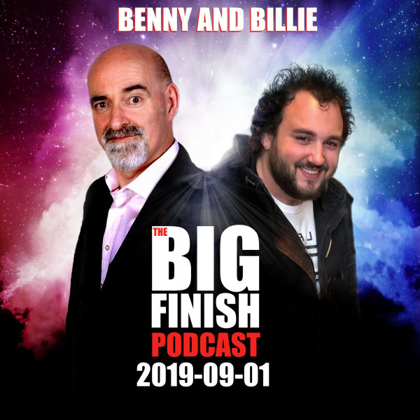 Big Finish Podcast 2019-09-01 Benny and Billie