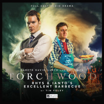 Torchwood: Rhys and Ianto's Excellent Barbecue