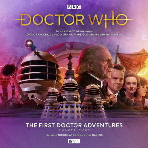 Doctor Who: The First Doctor Adventures Volume 04