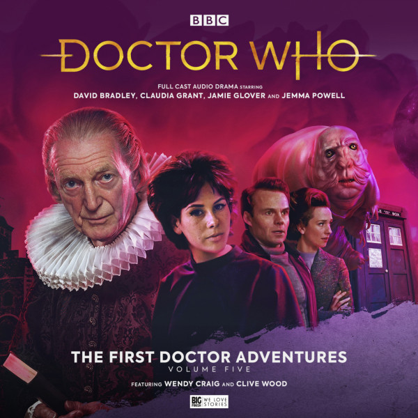 Doctor Who: The First Doctor Adventures Volume 05