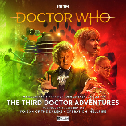 The Third Doctor Adventures Volume 06