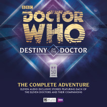 Doctor Who - Destiny of the Doctor: The Complete Adventure (DWM544 promo)