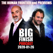 Big Finish Podcast 2020-01-26 The Human Frontier and Previews