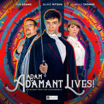 Adam Adamant Lives!: What is This Place? (excerpt)