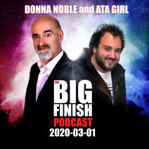 Big Finish Podcast 2020-03-01 Donna Noble and ATA Girl 2