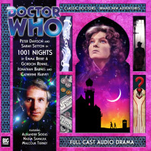 Doctor Who: 1001 Nights Part 1