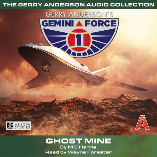 Gemini Force One: Ghost Mine