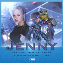 Jenny - The Doctor's Daughter: Stolen Goods