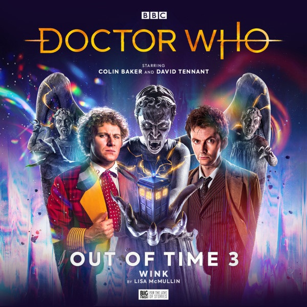 Doctor Who: Out of Time 3 - Wink