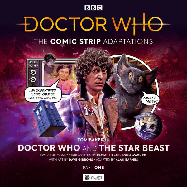 Doctor Who and the Star Beast Part 1
