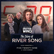 The Diary of River Song: Five Twenty-Nine