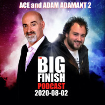 Big Finish Podcast 2020-08-02 Ace and Adam Adamant 2