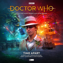Doctor Who: Time Apart: Ghost Station
