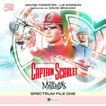 Captain Scarlet and the Mysterons: Spectrum File 1 Chapter 1-2