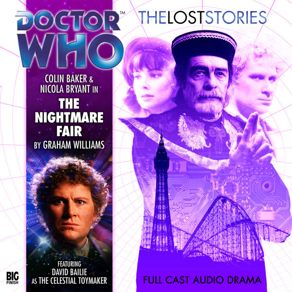 Doctor Who: The Nightmare Fair Part 1