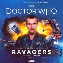Doctor Who: The Ninth Doctor Adventures Volume 01 (Limited Vinyl Edition)