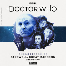 Doctor Who: Farewell Great Macedon (DWM556 promo)