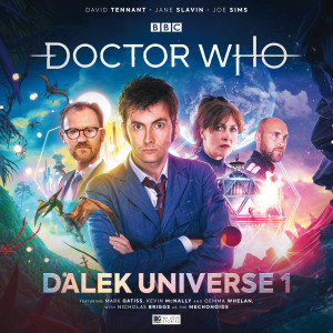 Doctor Who: Dalek Universe 1 (Limited Vinyl Edition)