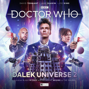 Doctor Who: Dalek Universe 2 (Limited Vinyl Edition)