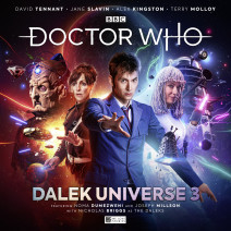 Doctor Who: Dalek Universe 3 (Limited Vinyl Edition)