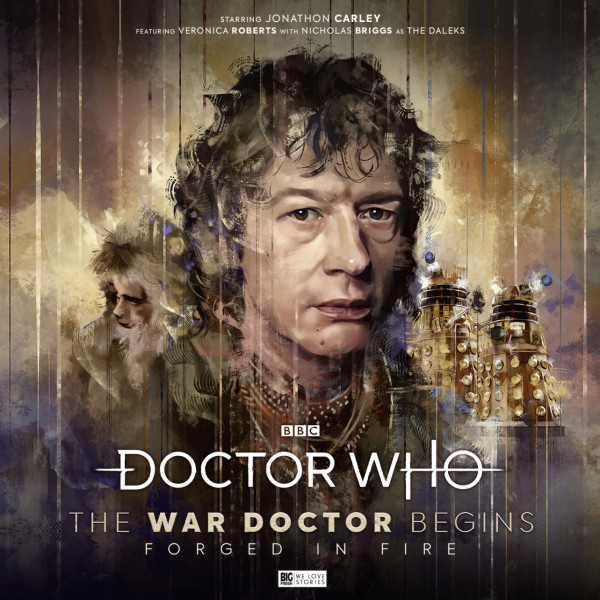 The War Doctor Begins - Forged in Fire
