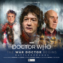 Doctor Who: The War Doctor Begins 3