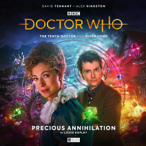 Doctor Who: Precious Annihilation (excerpt)