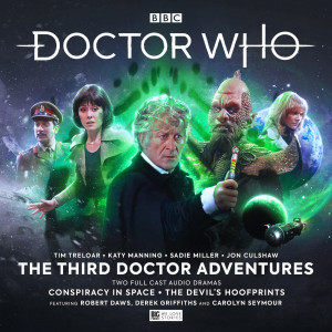 Doctor Who: The Third Doctor Adventures Volume 08