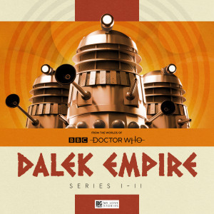 Dalek Empire Series 01-02