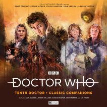 Doctor Who: Tenth Doctor Classic Companions