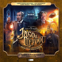 Jago & Litefoot Series 14 (Audiobook)