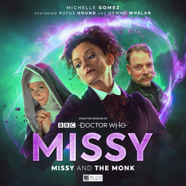 Missy Series 03: Missy and the Monk