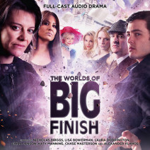 The Worlds of Big Finish: The Archive
