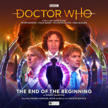 Doctor Who: The End of the Beginning Part 1