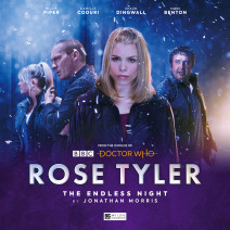 Rose Tyler: The Dimension Cannon - The Endless Night (DWM563 promo)