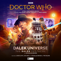 Doctor Who: Dalek Universe - The Dalek Protocol Part 1