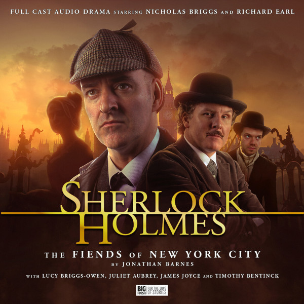 Sherlock Holmes: The Fiends of New York City
