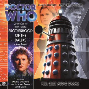 Doctor Who: Brotherhood of the Daleks