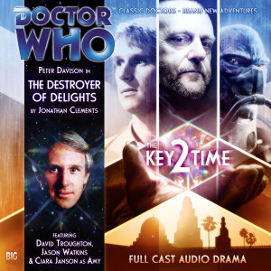Doctor Who: The Key 2 Time - The Destroyer of Delights
