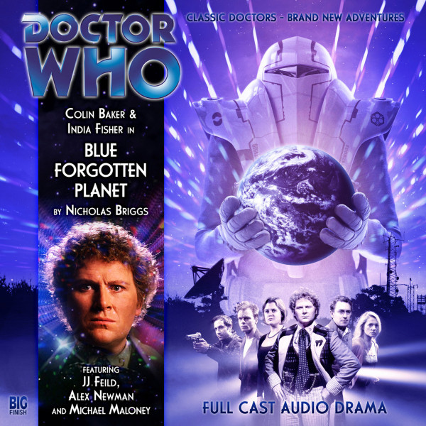 Doctor Who: Blue Forgotten Planet