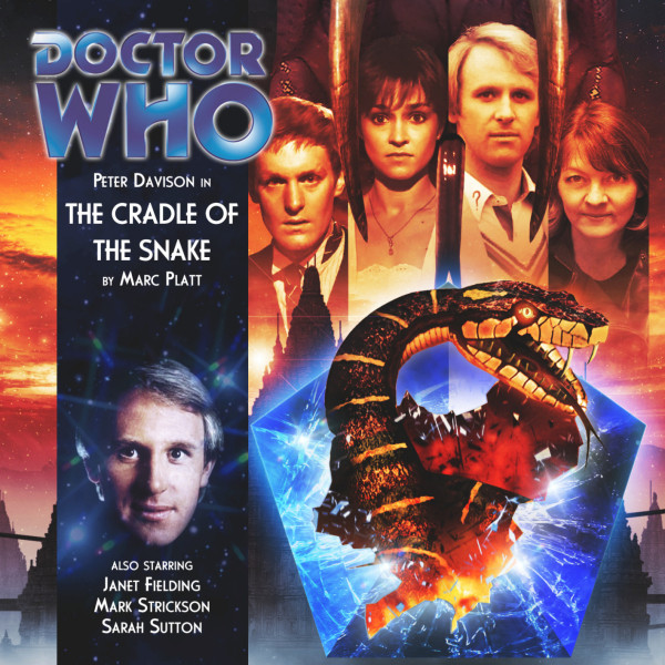 Doctor Who: The Cradle of the Snake