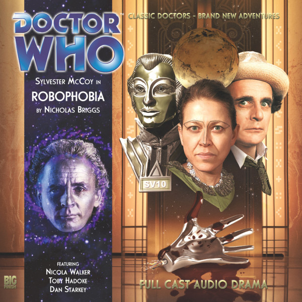 Doctor Who: Robophobia