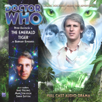Doctor Who: The Emerald Tiger
