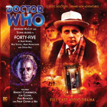 Doctor Who: Forty-Five - The Word Lord