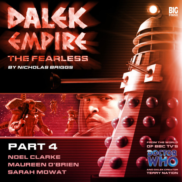 Dalek Empire: The Fearless Part 4