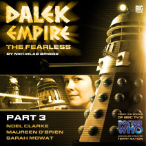 Dalek Empire: The Fearless Part 3