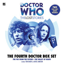 Doctor Who - The Lost Stories: The Fourth Doctor