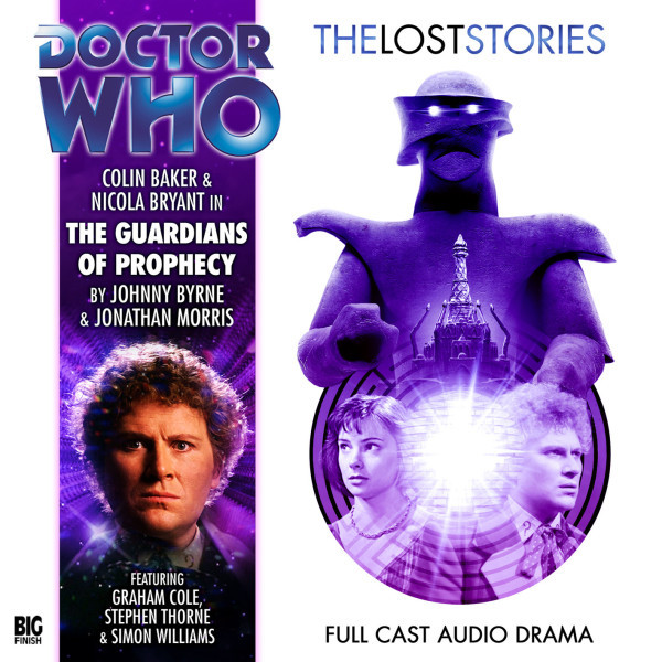Doctor Who: The Guardians of Prophecy