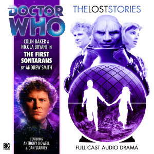 Doctor Who: The First Sontarans